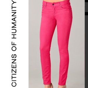 """CoH Citizen of humanity Coral jeans 24 """"Thompson"""""""